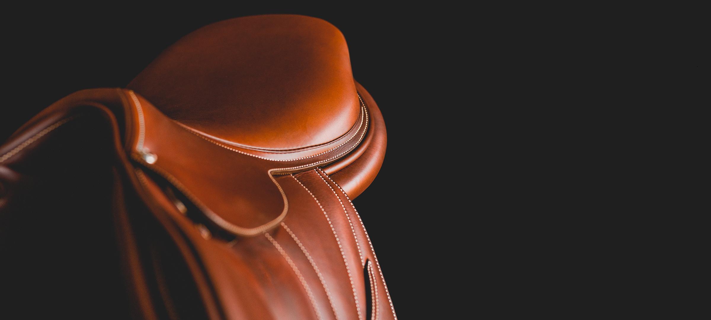 Made-on-mesure Butet saddles